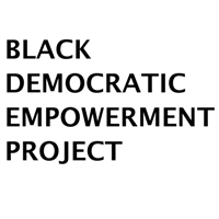 Logo of Black Democratic Empowerment Project