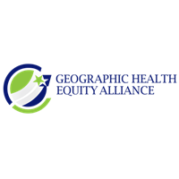 Logo of Geographic Health Equity Alliance