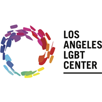 Logo of Los Angeles LGBT Center
