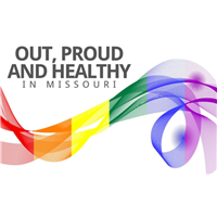 Logo of Out, Proud and Healthy In Missouri