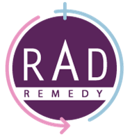 Logo of RAD Remedy