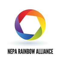 Logo of NEPA Rainbow Alliance
