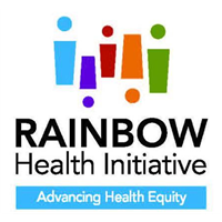 Logo of Rainbow Health Initiative