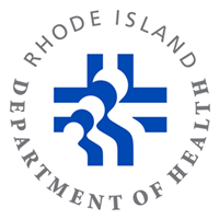 Logo of Rhode Island Department of Health