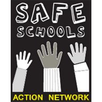 Logo of Safe Schools Action Network